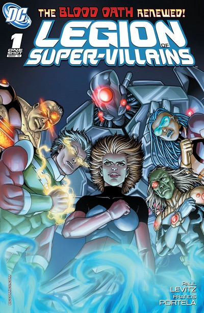 Legion of Super-Villains #1 (2011)