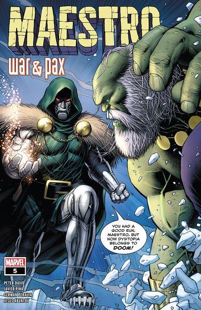 Maestro – War And Pax #5 (2021)
