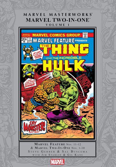 Marvel Masterworks – Marvel Two-In-One Vol. 1 (2020)