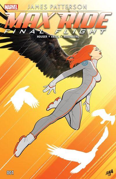 Max Ride – Final Flight #1 – 5 (2016-2017)
