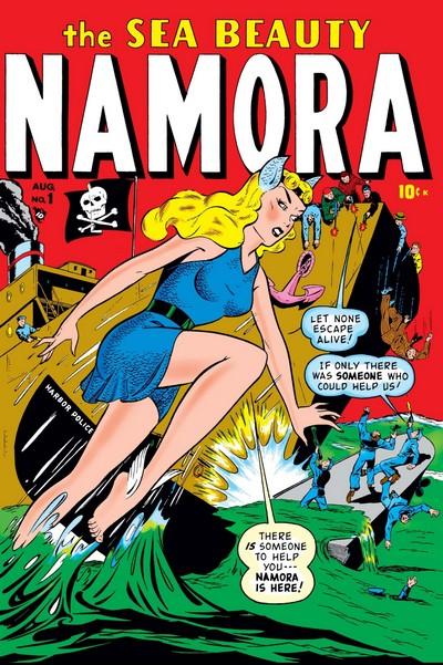 Namora #1 – 3 (1948)