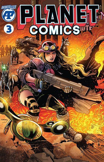 Planet Comics #3 (2021)