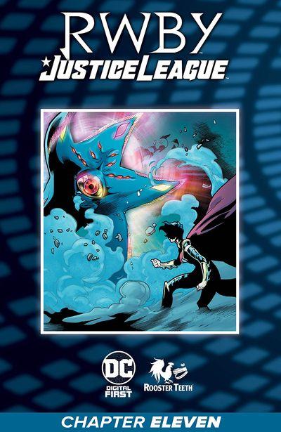 RWBY – Justice League #11 (2021)
