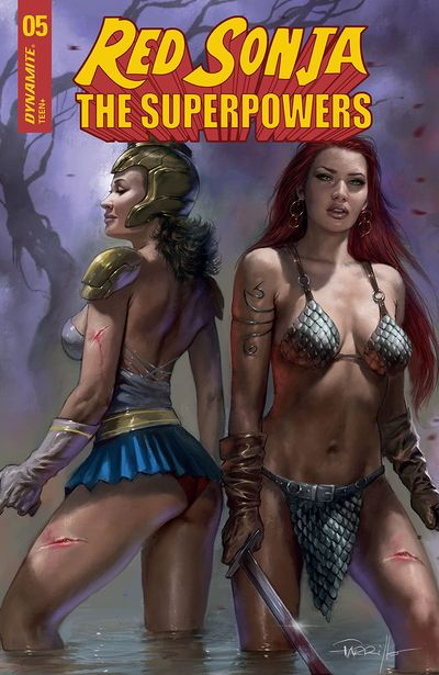 Red Sonja – The Super Powers #5 (2021)