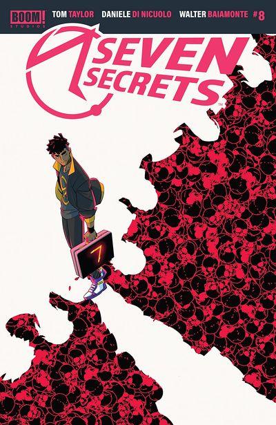 Seven Secrets #8 (2021)