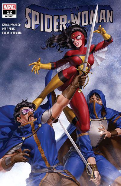 Spider-Woman #12 (2021)
