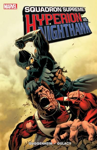 Squadron Supreme – Hyperion vs. Nighthawk (TPB) (2020)