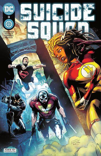 Suicide Squad #3 (2021)