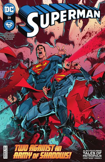Superman #31 (2021)