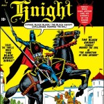 The Black Knight #1 – 5 (1955-1956)