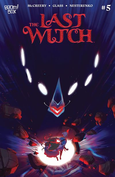 The Last Witch #5 (2021)