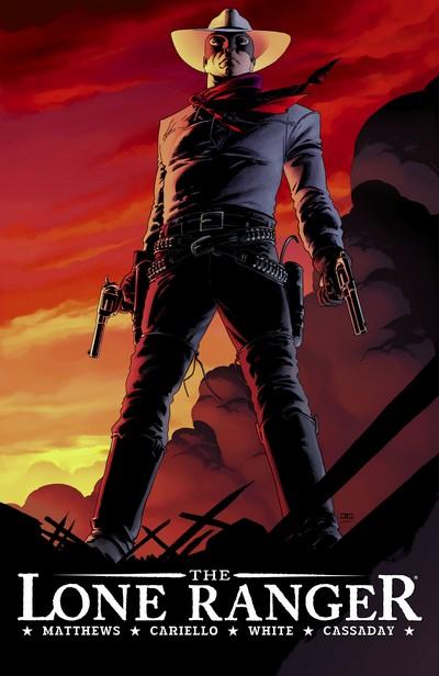 The Lone Ranger Vol. 1 – 8 (TPB) (2007-2014)
