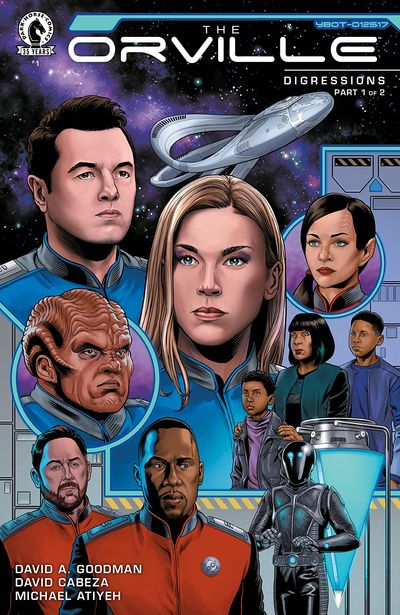 The Orville – Digressions #1 (2021)