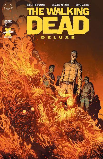 The Walking Dead Deluxe #14 (2021)