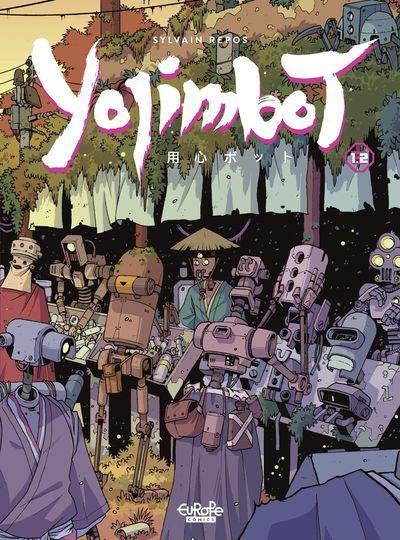 Yojimbot #2 – Metal Silence (2021)