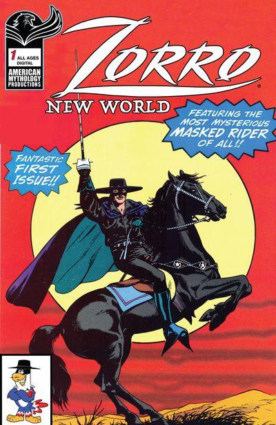 Zorro New World #1 (2021)