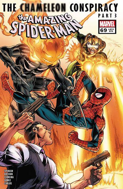 Amazing Spider-Man #69 (2021)