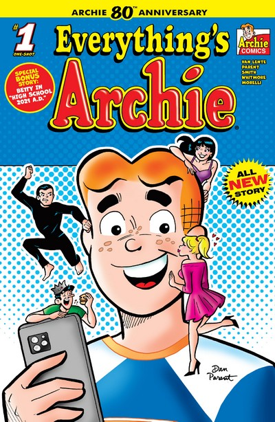 Archie 80th Anniversary – Everything's Archie #1 (2021)