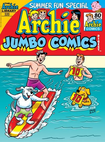 Archie Double Digest #320 (2021)
