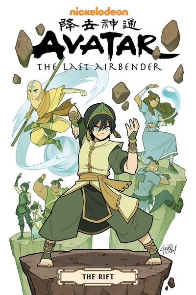 Avatar – The Last Airbender – The Rift Omnibus (2021)