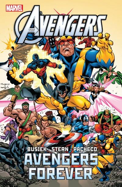 Avengers Forever (TPB) (2018)