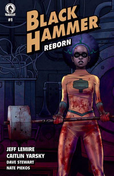 Black Hammer Reborn #1 (2021)