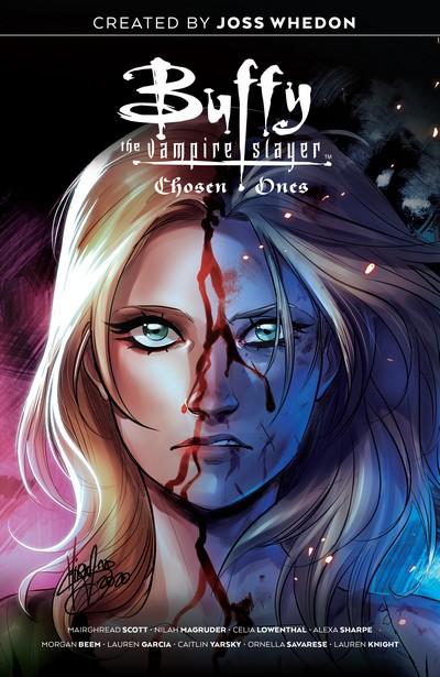 Buffy The Vampire Slayer – Chosen Ones (TPB) (2020)