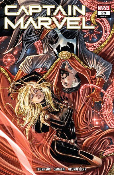 Captain Marvel #29 (2021)