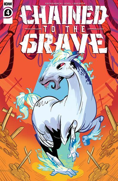 Chained to the Grave #4 (2021)