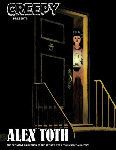 Creepy Presents – Alex Toth (2015)