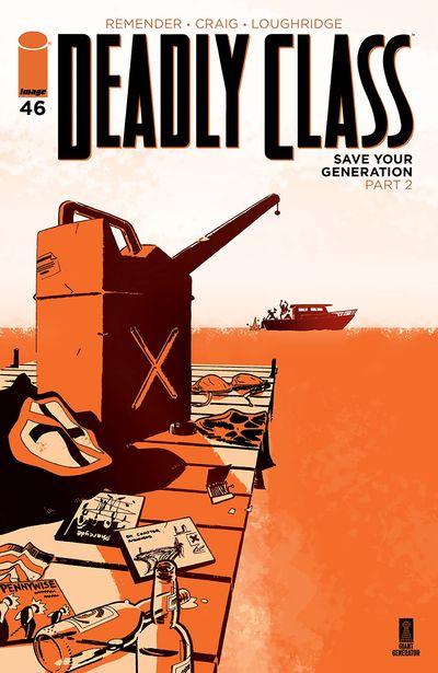 Deadly Class #46 (2021)