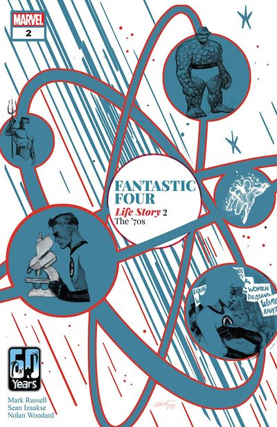 Fantastic Four – Life Story #2 (2021)
