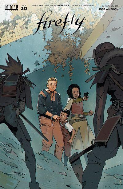 Firefly #30 (2021)