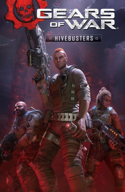 Gears of War – Hivebusters (TPB) (2020)