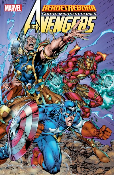 Heroes Reborn – Avengers (2020) (Omnibus)