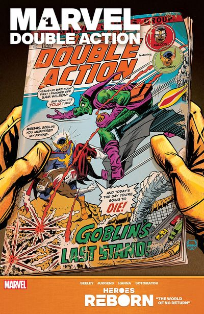 Heroes Reborn – Marvel Double Action #1 (2021)