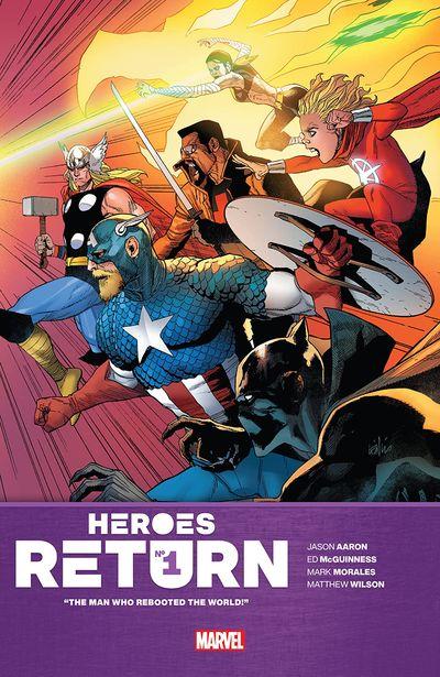 Heroes Return #1 (2021)