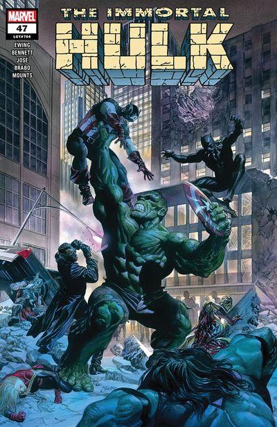 Immortal Hulk #47 (2021)