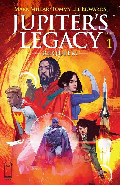 Jupiter's Legacy – Requiem #1 (2021)
