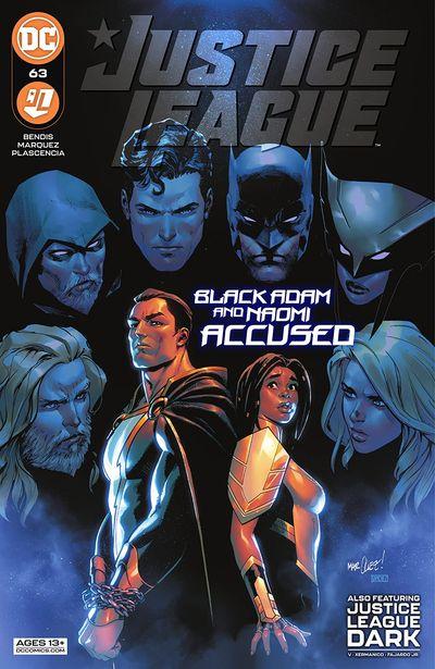 Justice League #63 (2021)
