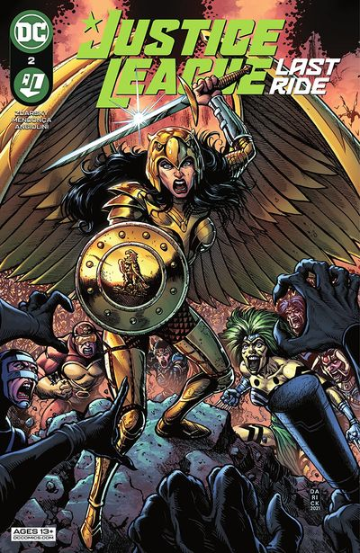 Justice League – Last Ride #2 (2021)