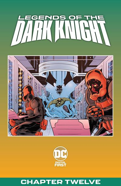 Legends of the Dark Knight #12 (2021)