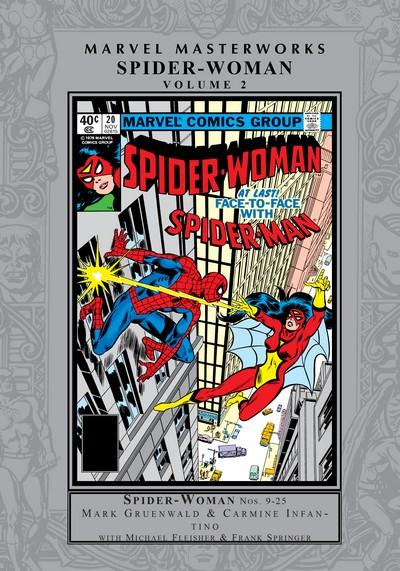 Marvel Masterworks – Spider-Woman Vol. 2 (2021)