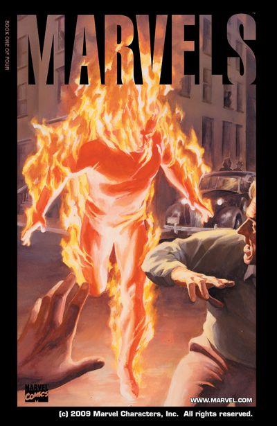 Marvels #0 – 4 (1994)