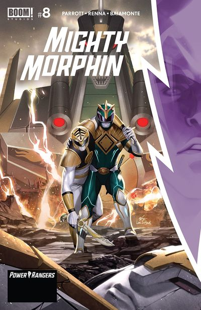 Mighty Morphin #8 (2021)