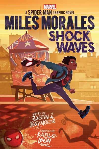 Miles Morales – Shock Waves (2021)