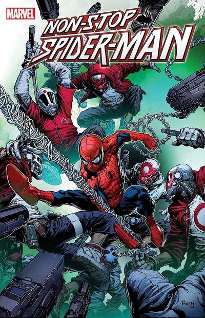 Non-Stop Spider-Man #3 (2021)