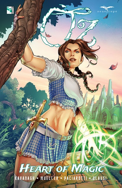 Oz – Heart of Magic (TPB) (2021)