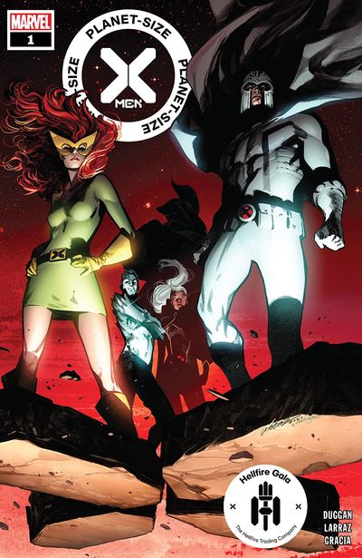 Planet-Size X-Men #1 (2021)
