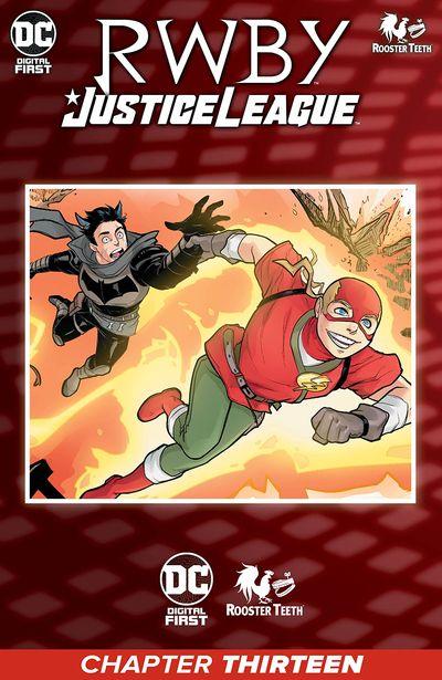 RWBY – Justice League #13 (2021)